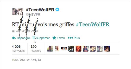 MTV Twwet_Griffure