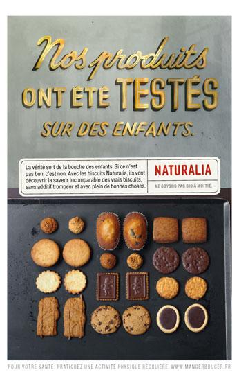 Publicité Fooding et Confiserie