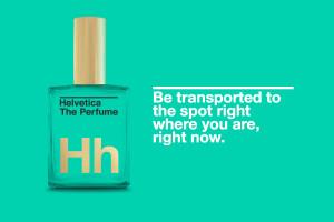 Helvetica Parfume