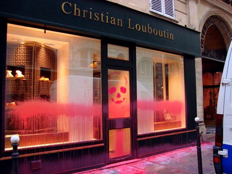 louboutin adresse magasin paris