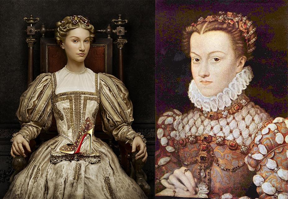François-Clouet-–-Elizabeth-of-Austria