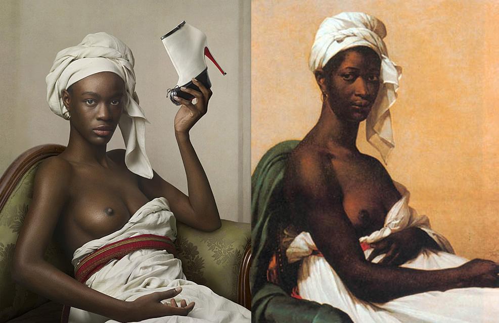 Marie-Guilleme-Benoit-–-Portrait-d'une-Négresse