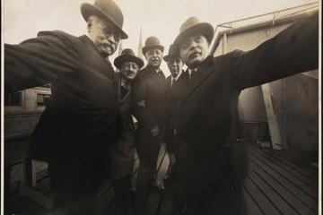 First Selfie Ever 1920