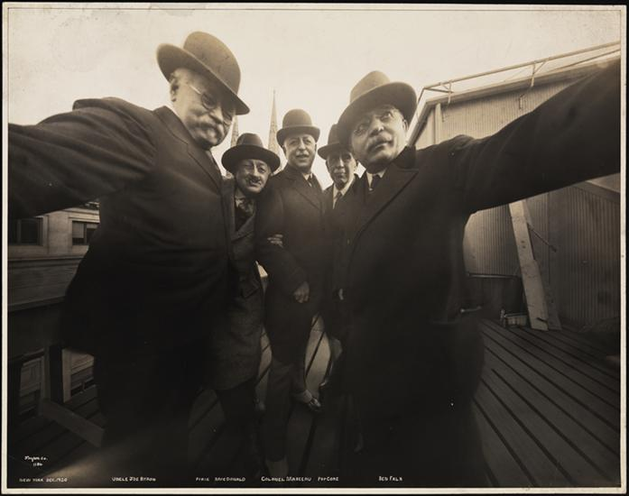 First Selfie Ever 1920