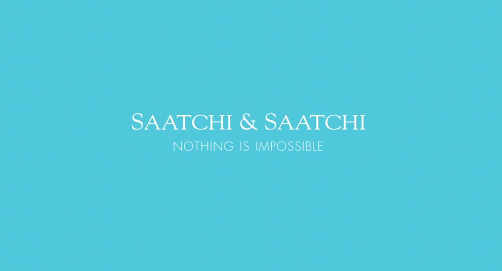 Goodby my agency Saatchi