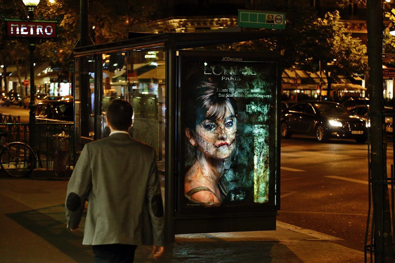 Loreal Paris by Vermibus