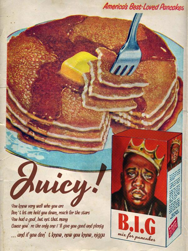 Vintage Ads B.I.G