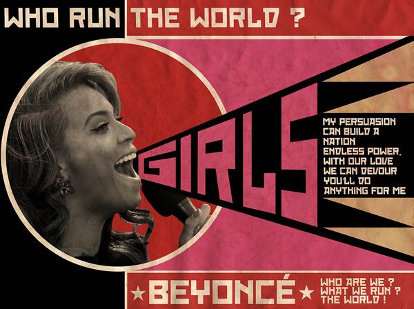 Vintage Ads Beyoncé
