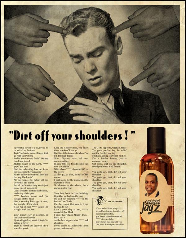Vintage Ads Jay-Z