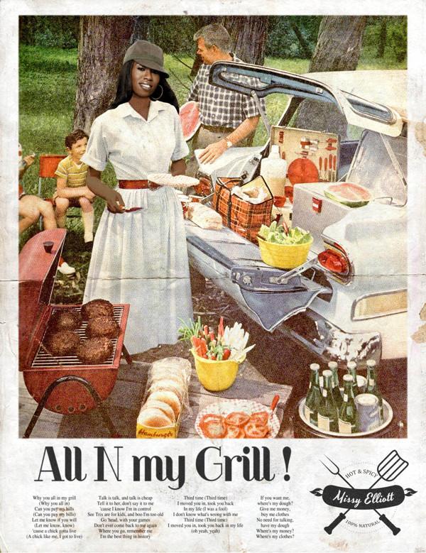 Vintage Ads Missy