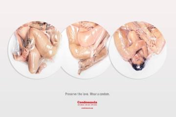Condomania Flesh Love by Hal - Ogilvy Tokyo