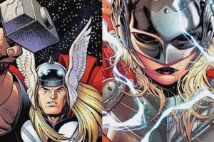 Marvel Thor Femme déesse du tonnerre