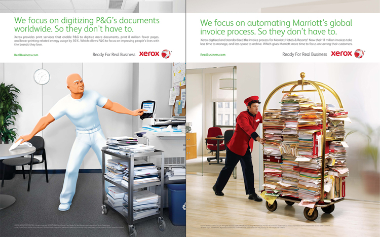 Xerox Real Business
