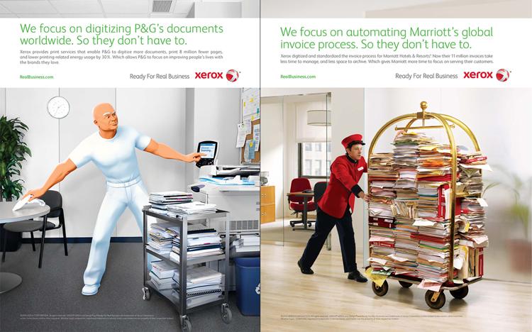Xerox Real Business